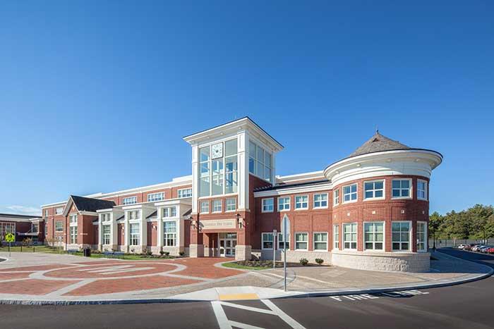 Marshfield High School, Marshfield, MA