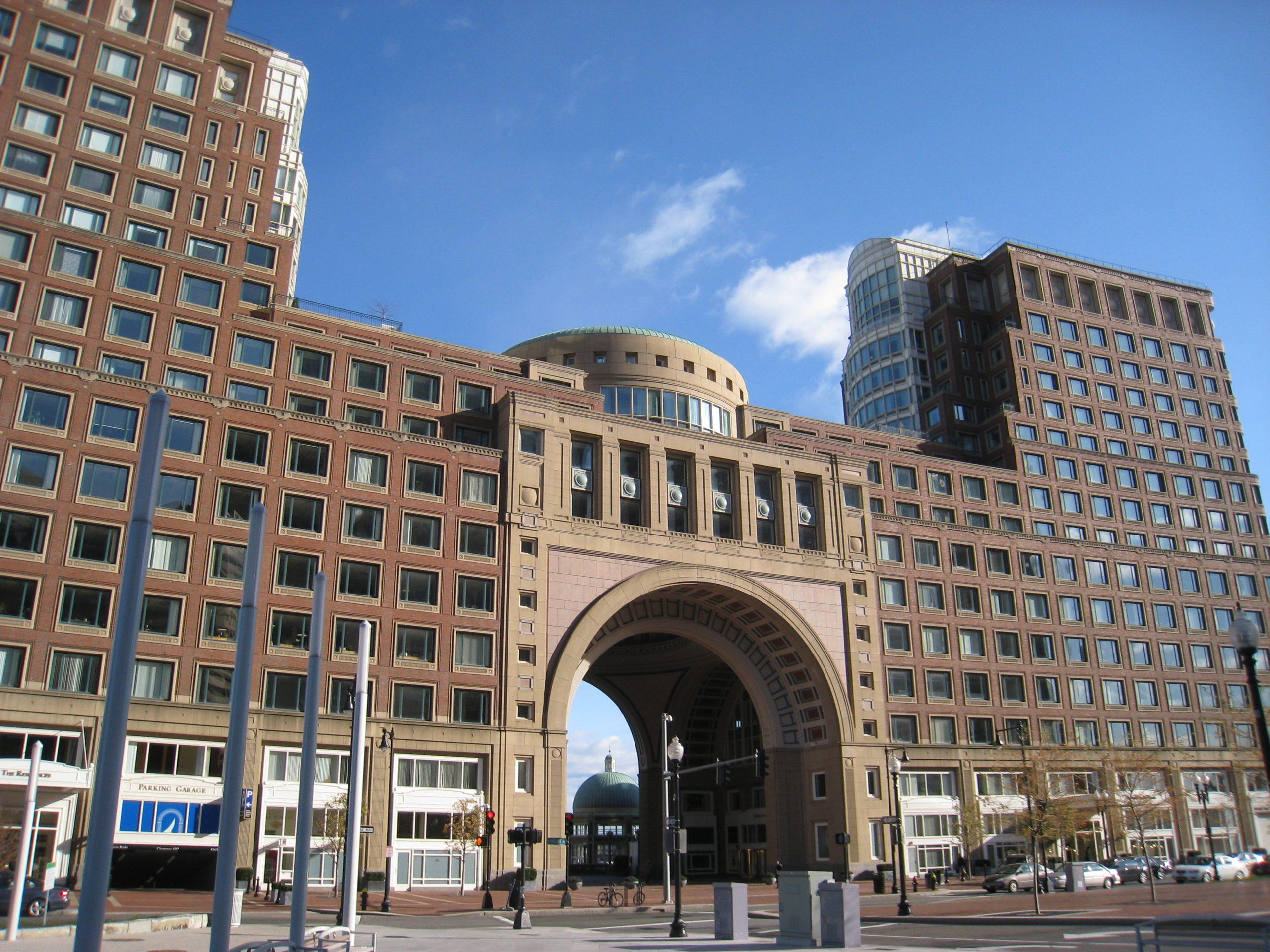 Rowes Wharf Boston, MA