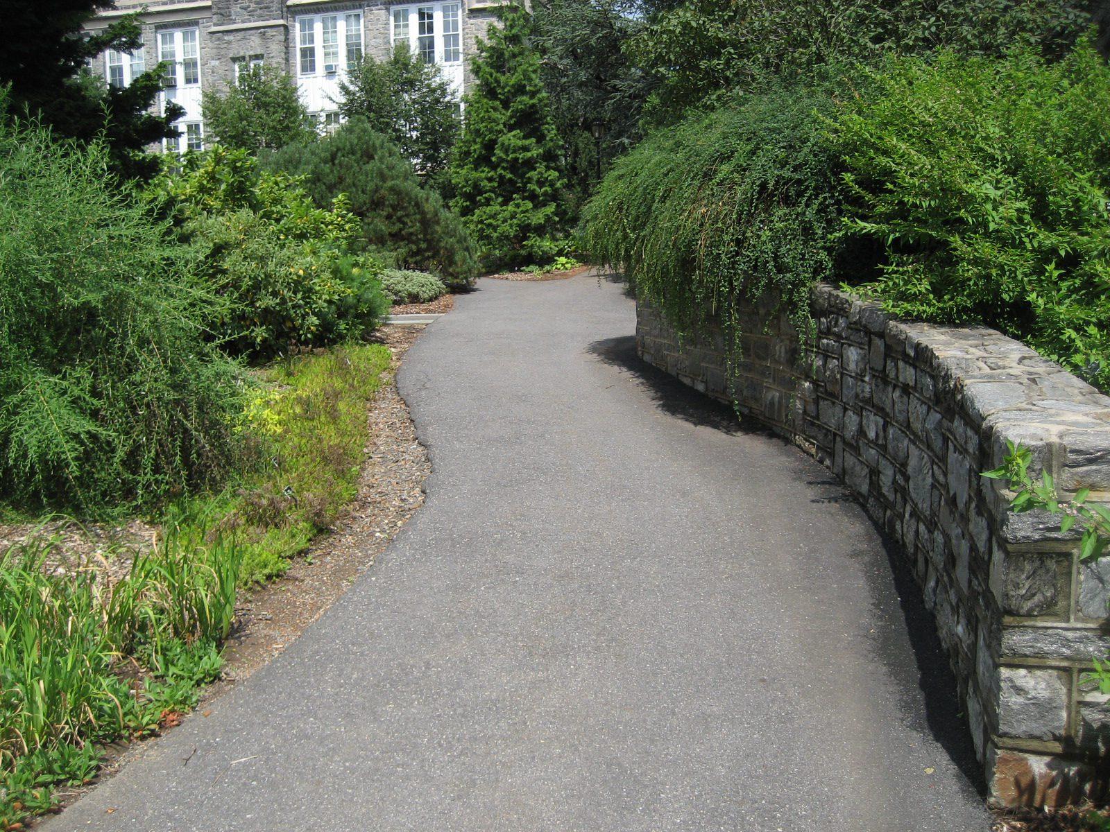 Swarthmore Walkway