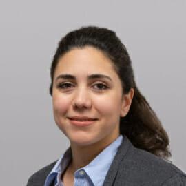 Lameece Kanan, Assoc. AIA, LEED Green Associate